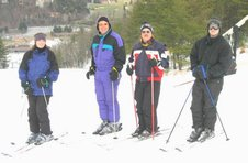Presidential Inauguration Quadrennial Fly Out Ski Trip